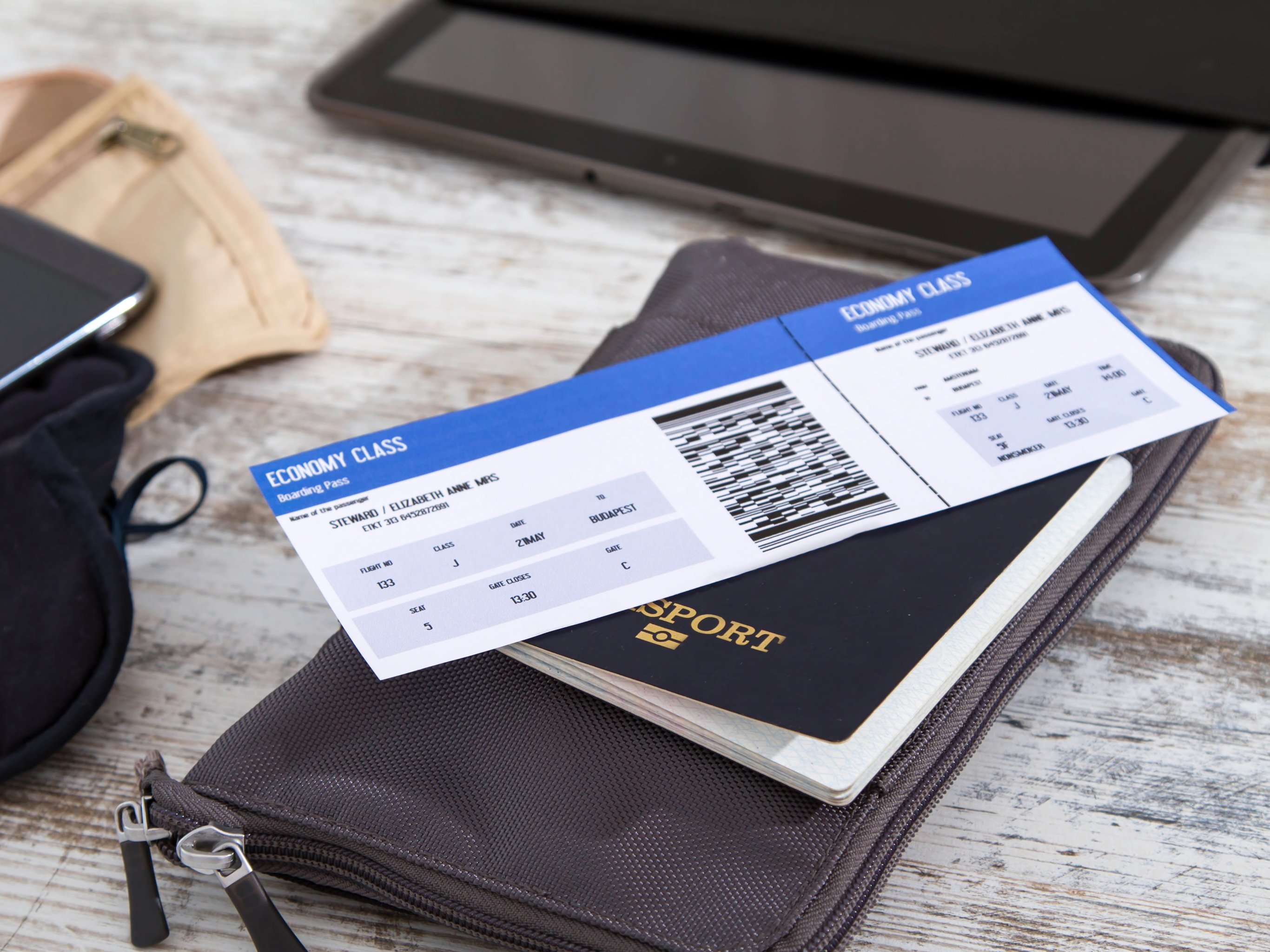 Buy Air Tickets Online Through RITS Browser